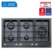 Cocina empotrable 5 quemadores EW 90 N