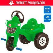 Triciclo Tractor de la Granja