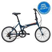 Bicicleta Plegable Giant ExpressWay 2 Aro 20'' Azul