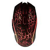 Mouse Gamer M958 Crack CJ Verde