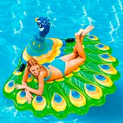 Flotador Inflable Pavo Real