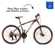 (Antes S/799.9) Bicicleta MTB Aro 26