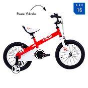 Bicicleta Honey Aro 16'' Rojo