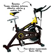 Máquina de spinning  Best Fitness Gth - Sp4