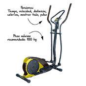 Máquina elíptica  Best Fitness Marte 9300