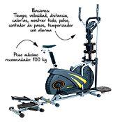 Máquina elíptica  Best Fitness Neptuno 9760