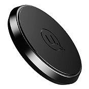 Soporte para Auto Disco Magnético Negro