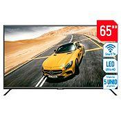 Televisor Smart LED Ultra HD 4K Android 65'' LED65ISDBTS