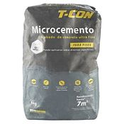 Microcemento Piso Gris Natural 5kg