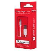 Cable Lightning ISound-5919 Blanco