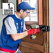 Instalación de Cerradura básica