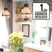 Instalación de Lámpara de interior