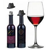 Cubierta de Botella y Vertedor de Vino