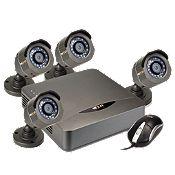 Sistema de Videovigilancia 4 canales Xpy4004-HD