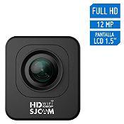 Cámara de Acción M10 Wifi Full HD 1080/30FPS Negro + accesorios