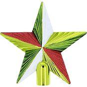 Tope de Árbol Estrella Noel