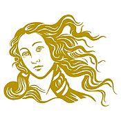 Vinilo Venus Dorado