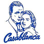Vinilo Casablanca Azul Medio 100x114cm