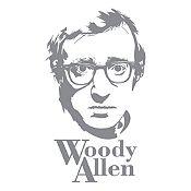 Vinilo Woody Allen Plata 46x80cm