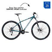 Bicicleta Hombre M Polux 2 Azul/Petroleo Aro 29