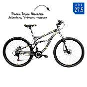 Bicicleta Hombre Sierra Gris Aro 27