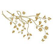 Vinilo Árbol de Almendro 1 Dorado Medida G
