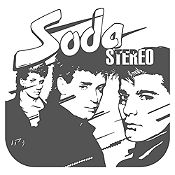 Vinilo Soda Stereo Gris Oscuro Medida P