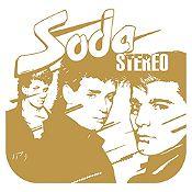 Vinilo Soda Stereo Dorado Medida M