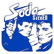 Vinilo Soda Stereo Azul Medio Medida G