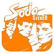 Vinilo Soda Stereo Naranja Medida P