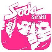 Vinilo Soda Stereo Fucsia Medida P