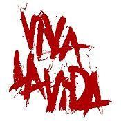 Vinilo Coldplay Viva La Vida Vinotinto Medida G