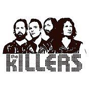 Vinilo The Killers Negro Medida P