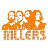 Vinilo The Killers Naranja Medida G