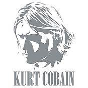 Vinilo Kurt Cobain Plata Medida P