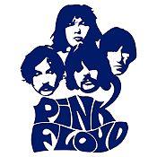 Vinilo Pink Floyd Azul Oscuro Medida G