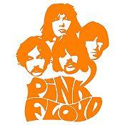Vinilo Pink Floyd Naranja Medida P