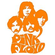Vinilo Pink Floyd Naranja Medida G