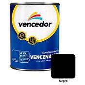 Esmalte sintético Vencenamel negro 1/4 gl