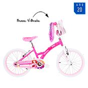 Bicicleta de Princess 20'' Rosado