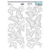 Stickers Mariposa