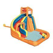 Parque Acuático Turbo Splash 3.2 x 3.6 x 2.7m
