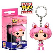 Pop Keychain: Sailor Moon W2 - Sailor Chibi Moon