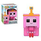 Pop P Bubblegum Minecraft : Adventure Time