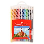 Lápices de Colores Rígidos x 12 Unidades