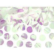 Confetti Deco Aro Iridiscente | 1 piezas