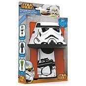 Set Star Wars Blanco   3 piezas