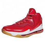 Zapatilla de Basket E81021 Rojo