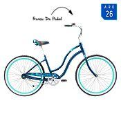 Bicicleta Liv 2019 Simple Single W Aro 26'' True Blue Aqua
