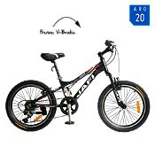 Bicicleta Montañita 20 Negro